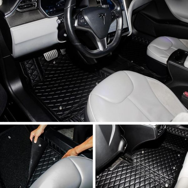 All Weather Interior Set for Model S 6
