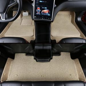 Floor Mat for Tesla Model S
