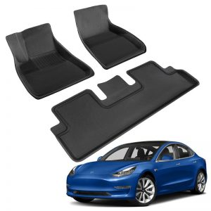 Floor Mats for Tesla Model 3