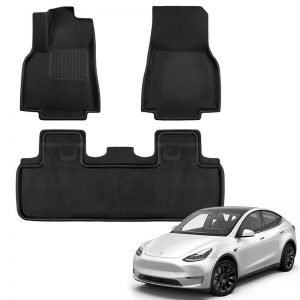 Floor Mats for Tesla Model Y