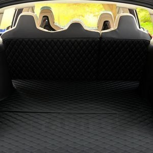 Front and Rear Trunk Mat